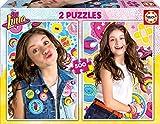 Soy Luna - Puzzles con 2 X 500 Piezas (Educa Borrás 17019)