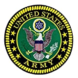 United States Army Patch for Vest Jacket Embroidered Patches CP-148