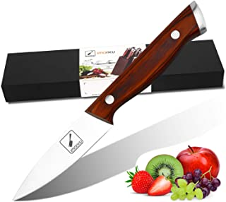Paring Knife – imarku 3-Inch Kitchen Knife German High Carbon Stainless Steel..