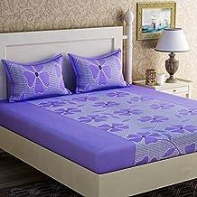 Sheethub Cotton 140 TC Bedsheet (Standard_Multicolour)