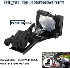 RYANSTAR Liftgate Actuator 937-663 Fit 2009 2010 2011 2012 Ford Escape Rear Trunk Latch Door Lock 9L8Z-7843150-B for 2009-2011 Mercury Mariner Tailgate Lock Actuator 9L8Z7843150B 2008-2011 Mazda Tribu