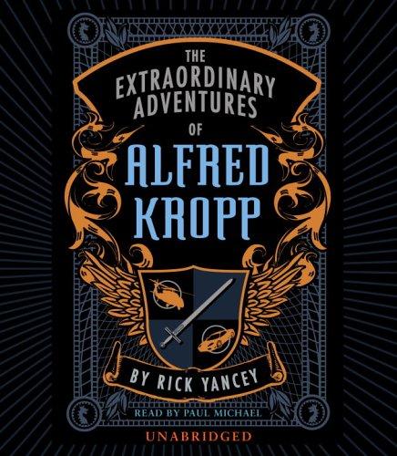 『The Extraordinary Adventures of Alfred Kropp』のカバーアート