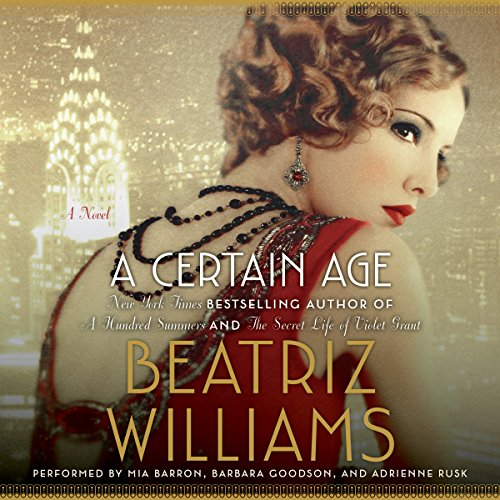 A Certain Age audiobook cover art