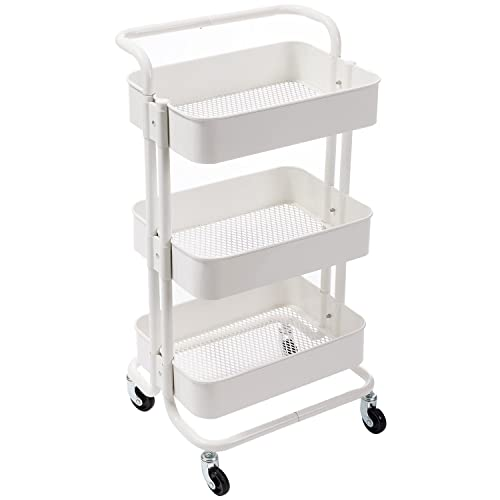 White Cart Amazon Com