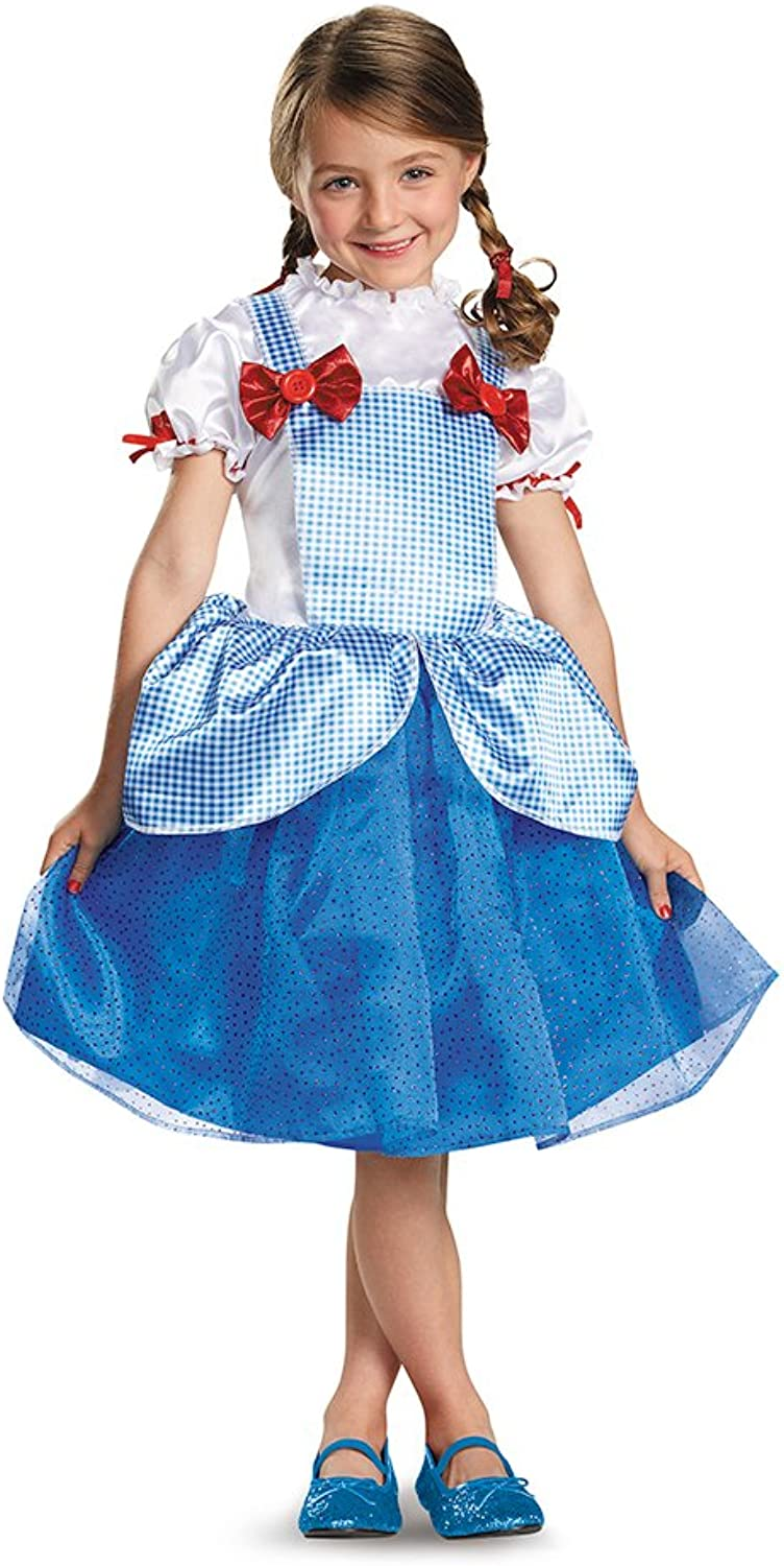 Disguise 84087K Kansas Cutie Costume, Medium (78)