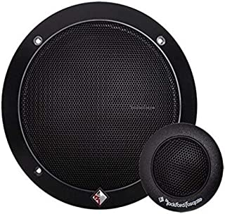 "Rockford Fosgate Prime R16-S 160 Watt 6"" 2-Way Car Audio Component Speakers R16S"