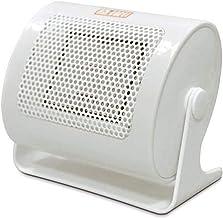 UNU_YAN La Simplicidad Moderna de cerámica PTC Calentador eléctrico 220V 500W Invierno Caliente Mini Escritorio del Ventilador del Calentador Forzado Inicio for el hogar y la Oficina