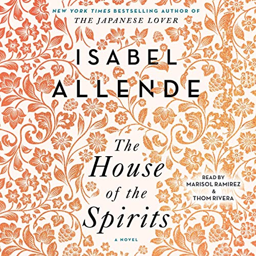 Couverture de The House of the Spirits