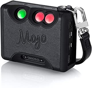 CHORD Mojo Leather Case (ONLY) for CHORD Electronics Mojo DAC/Headphone Amplifier, with USB, Coaxial, and Optical Inputs