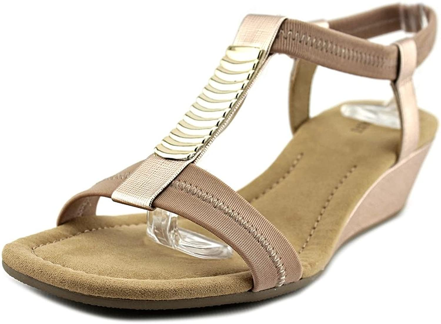 Alfani Womens Vacay Open Toe Casual Platform Sandals