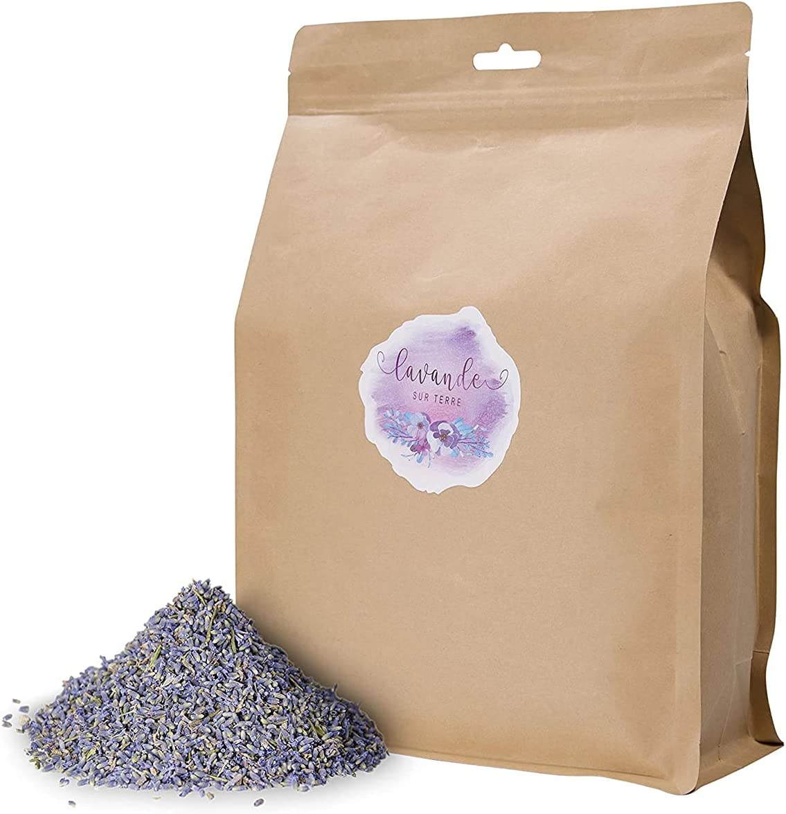 Dried Lavender Flower Max 68% OFF Buds 64 Bag LV-O-N-5 lbs 4 New item Ounces