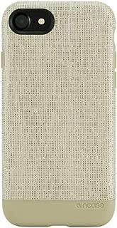 Incase Textured Snap Case for iPhone 7 (Heather Khaki - INPH170241-HKH) [並行輸入品]