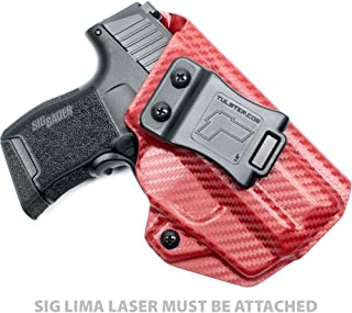 Tulster Sig P365 w/Lima Holster IWB Profile Holster - Right Hand