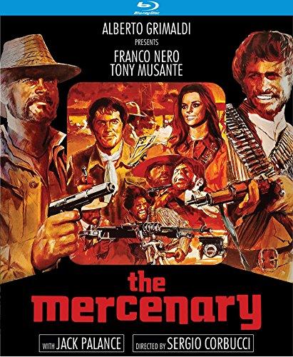 The Mercenary - aka A Professional Gun (Il mercenario) [Blu-ray]