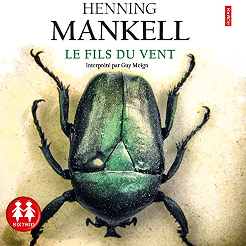 [Livre Audio] Henning Mankell - Le fils du vent  [mp3 128kbps]