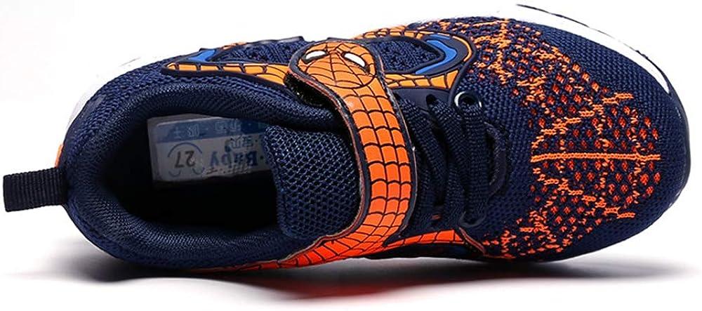 ROKIDS Fashion Kids Boys Spider