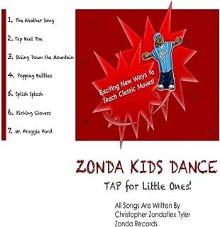 Zonda Kids Dance: Tap for Little Ones