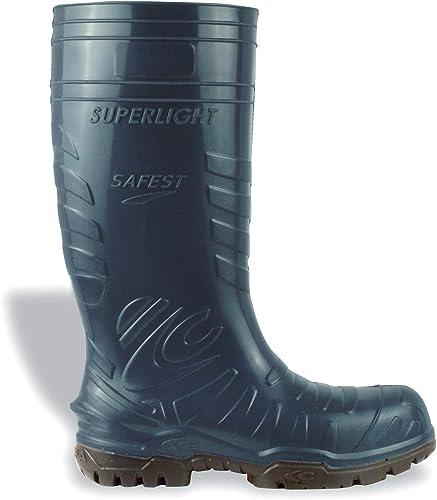 Cofra 00060-004.W45 Chaussures de sécurité Safest Safest Safest S5 Ci SRC  Taille 45 Bleu, ada
