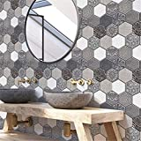 Youmymind 3D Wall Paper Brick Stone...