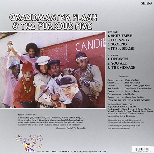 Message [Vinyl LP] - 2