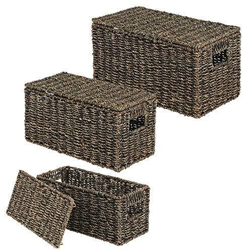 cesta junco fabricante mDesign