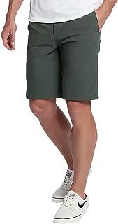 Hurley Men's Dri-FIT Chino Walkshort Outdoor Green 30W x 10L