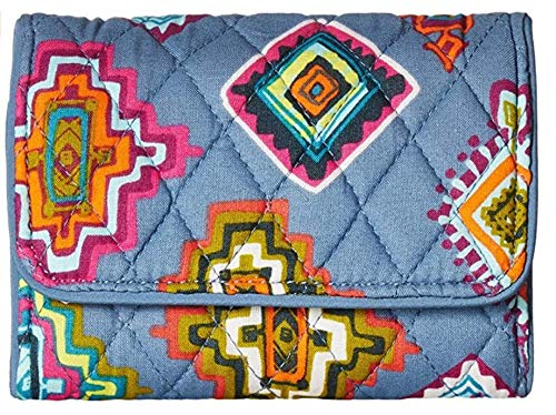 Buy SMVISON Women's RFID Riley Compact Wallet