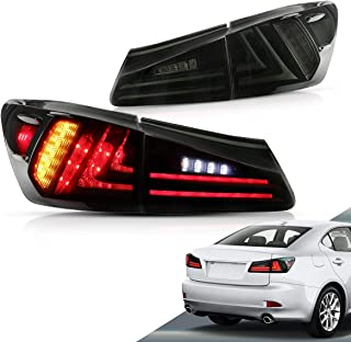 VLAND LED Tail lights for [Lexus IS250 IS350 2006-2012] YAB-IS-0277 S