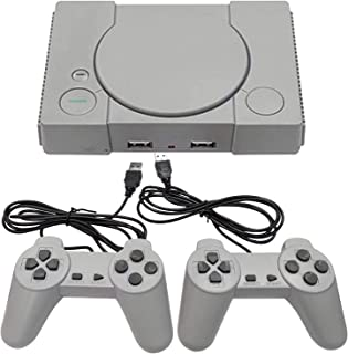 Mekela Retro Game Console, Classic Video Games System Consoles Built-in 620 Games with 2 Classic Controllers for Family TV...