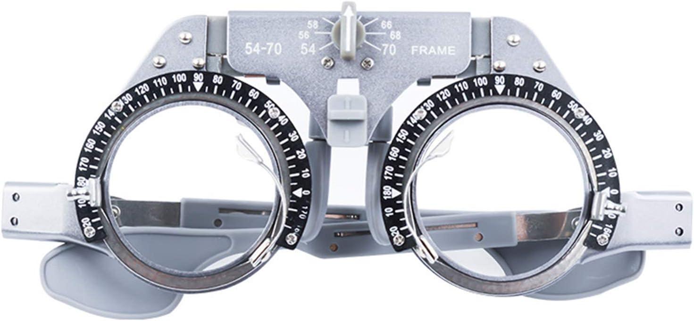 WANGFUFU Optometry Optician security Adjustable New product Optic 54-70mm Frame Trial