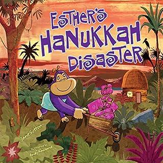 Esther's Hanukkah Disaster cover art