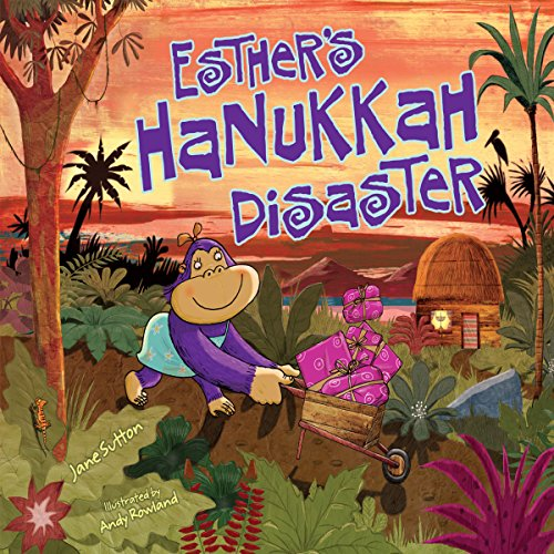 Esther's Hanukkah Disaster copertina