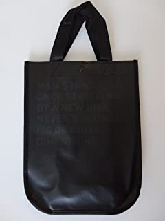 Lululemon Holiday Black Edition Reusable Tote Carryall Gym Bag