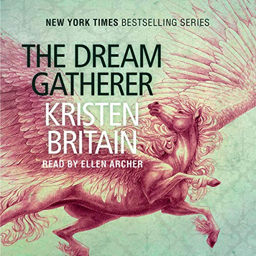 The Dream Gatherer  By  cover art