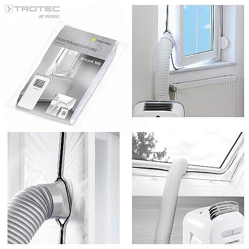 Bevorzugt Abluftschlauch Klimagerät Fenster: Amazon.de AP07