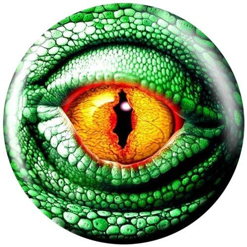 Lizard Glow Viz-A-Ball