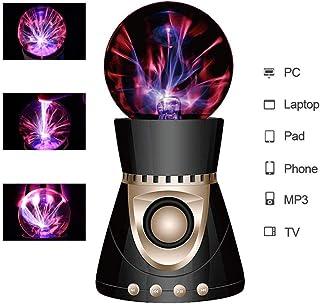 ElementDigital Magic Plasma Ball Touch Sensitive Plasma with Speaker