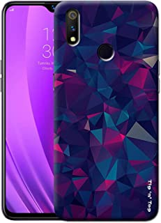 Tip 'n' Top Designer Matt Finish Customized Printed Mobile Back Cover Suitable for Realme 3 Pro (Slim Fit, Durable)(Multicolor)