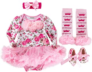 Lausana Baby Girls Birthday Outfit Clothes