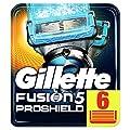 Gillette Fusion5 ProShield Chill Razor Blades, 6 Refills by Procter & Gamble