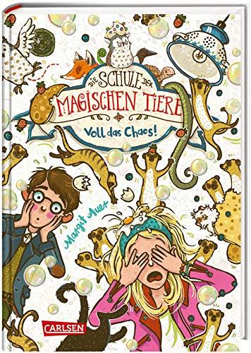Die Schule der magischen Tiere 12: Voll das Chaos! (12)