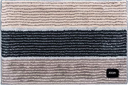 Joop! Badematte Lines Natur Größe 50x60 cm
