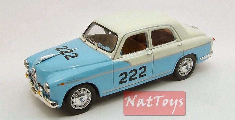 M4 M47163 ALFA Romeo 1900 N.222 Giro DI Sicilia 1954 1 43 MODELLINO DIE CAST B01N9QNIB6 Lebhaft  | Hohe Qualität Und Geringen Overhead