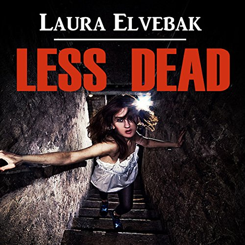 Less Dead audiobook cover art