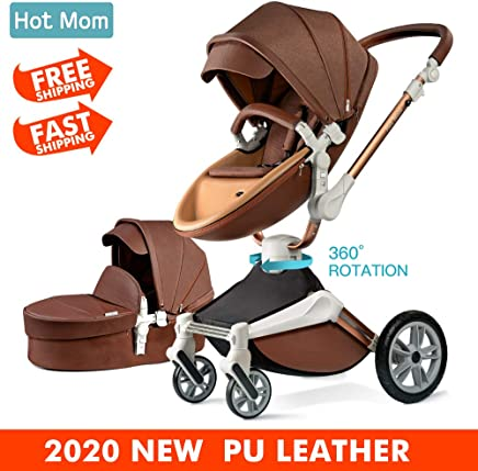 New Baby Strollers 2020 Amazon.com: hot mom stroller   Prams / Strollers: Baby