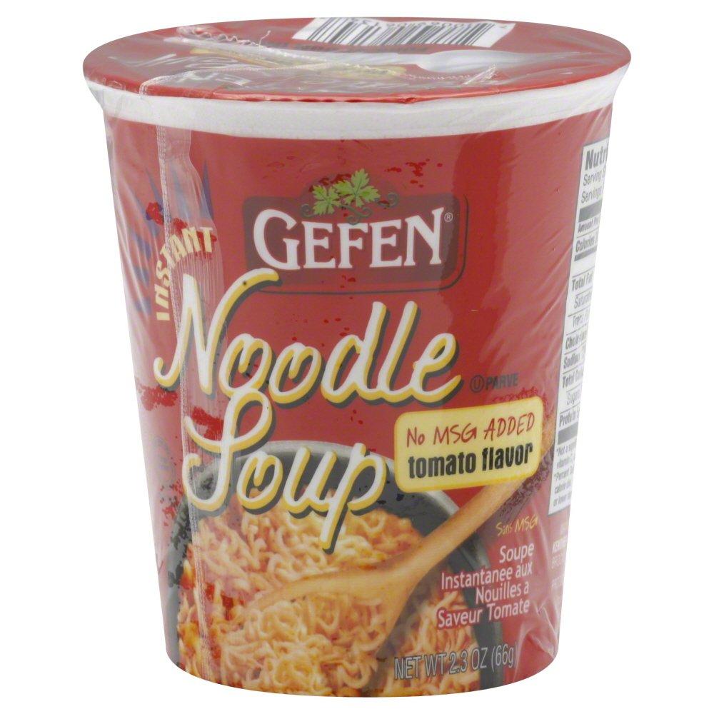 Gefen Tomato Soup Noodle mart San Diego Mall