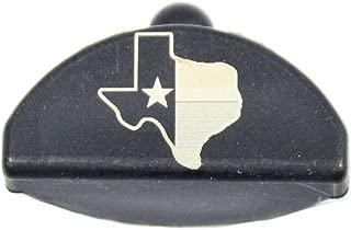 Sure Plug Gen 4-5 Laser Engraved Texas State - Designed for Glock 17, 19, 22, 23, 31, 32, 34, and 35.