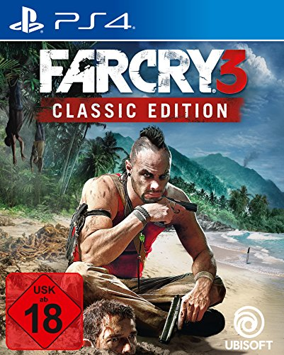 Far Cry 3 - Classic Edition - [PlayStation 4]
