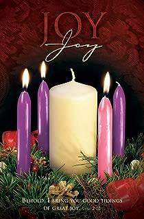 Seasonal Christmas Bulletin - Advent -