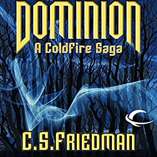 Dominion audiobook cover art